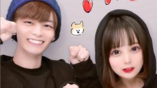 加藤乃愛とジュキヤ