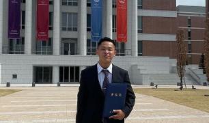 卒業式でのかなた